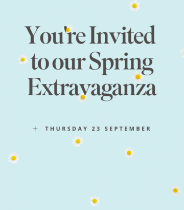 Our Ultraceuticals Spring Extravaganza is back for another year!